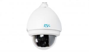 Скоростная купольная IP-камера видеонаблюдения RVi-IPC52Z30-PRO(4.3-129)
